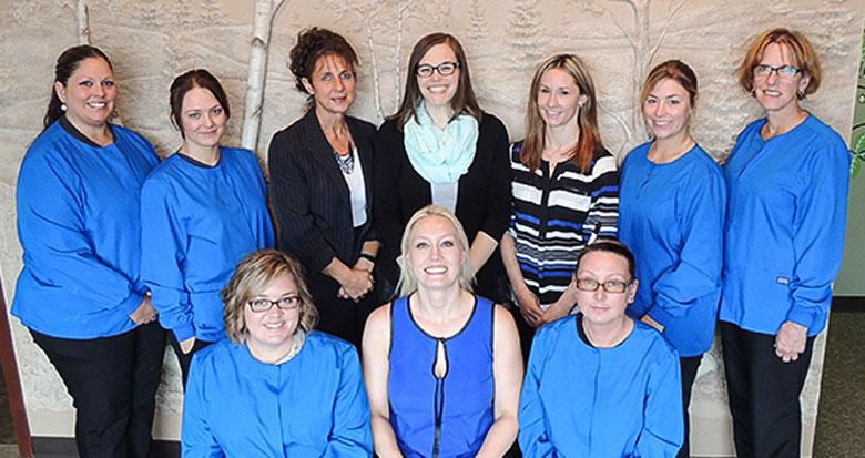 Northern Trails Dental Care Team